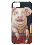 Kiss Me You Fool! iPhone 5C Cases