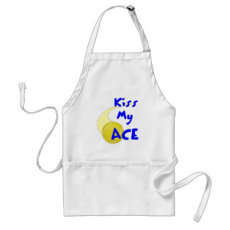 Kiss my Ace Aprons