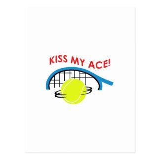 KISS MY ACE POSTCARDS