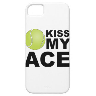 Kiss my Ace Tennis iPhone 5 Cover
