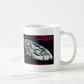 Kiss my  Asp Coffee Mug