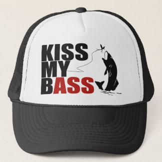 KISS MY BASS Hats