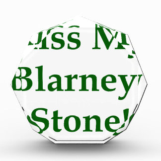 Kiss My Blarney Stone Award