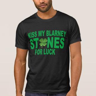 KISS MY BLARNEY STONES T-SHIRTS