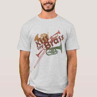Kiss My Brass T-Shirt