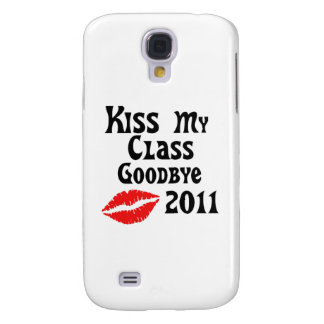 Kiss My Class Goodbye 2011 Galaxy S4 Cover
