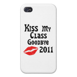 Kiss My Class Goodbye 2011 iPhone 4/4S Case