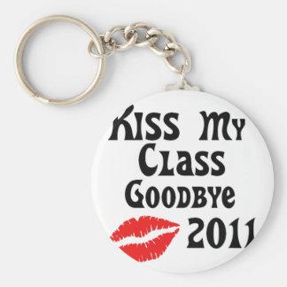 Kiss My Class Goodbye 2011 Keychains