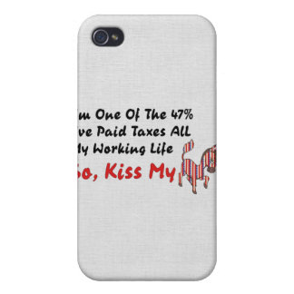 KISS MY DONKEY CASE FOR iPhone 4