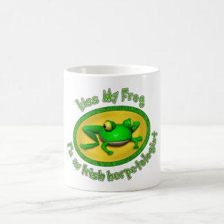 Kiss My Frog... Coffee Mug