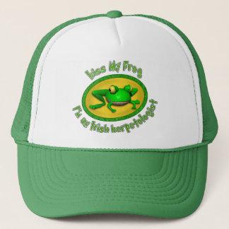 Kiss My Frog... Trucker Hat