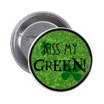 Kiss my green pins
