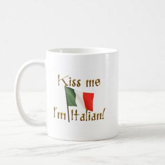 Kiss My Italian Mug