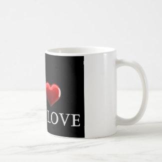 kiss my love coffee mug