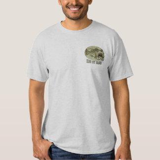 Kiss My Mounted Bass by Mudge Studios T Shirt