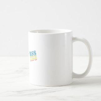 Kiss My RSS Coffee Mug