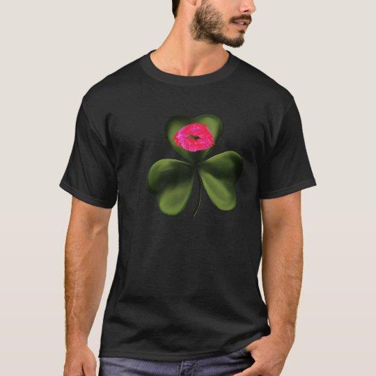 Kiss My Shamrock T-Shirt
