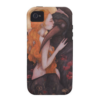 Kiss of Atra Mors iPhone 4 Case