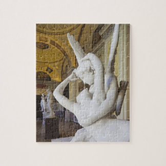 Kiss of Cupid and Psyche, by Antonio Canova 2 Jigsaw Puzzle