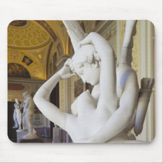 Kiss of Cupid and Psyche, by Antonio Canova 2 Mouse Pad