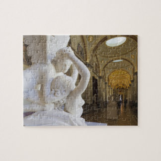 Kiss of Cupid and Psyche, by Antonio Canova Jigsaw Puzzle