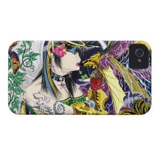 Kiss Of The Dragon iPhone4/4S Cases iPhone 4 Covers