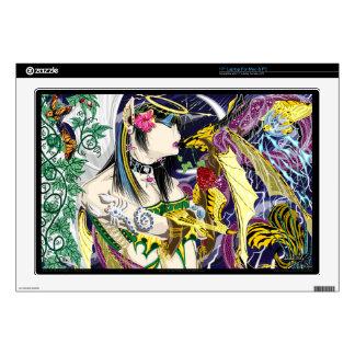 Kiss Of The Dragon Laptop Vinyl Skins Laptop Skin