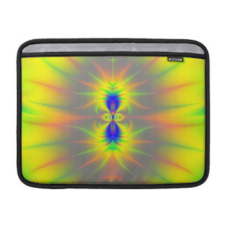 Kiss of the Sunfish Fractal Sleeve For MacBook Air