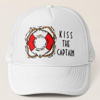 KISS THE CAPTAIN HAT