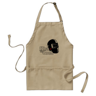 Kiss the Cook Adult Apron