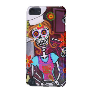 KISS THE COOK BY PRISARTS iPod TOUCH (5TH GENERATION) CASE