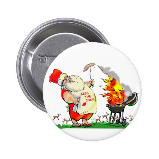 KiSs ThE CoOk Pin