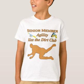 Kiss The Dirt Club SR T-Shirt