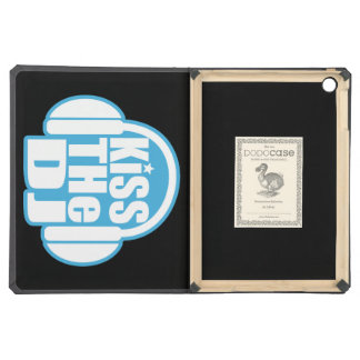 Kiss the DJ Cover For iPad Air