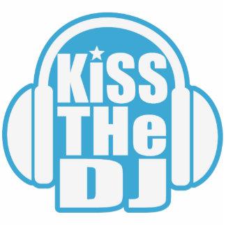 Kiss the DJ Statuette