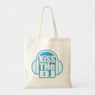 Kiss the DJ Tote Bag