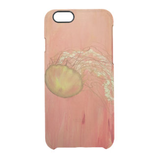 Kiss the sting clear iPhone 6/6S case