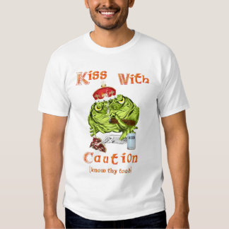 Kiss With Caution T-Shirt