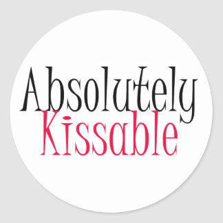Kissable Stickers