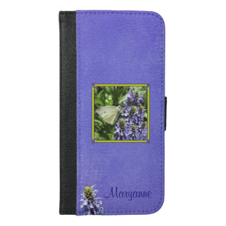 Kissed By A Butterfly iPhone 6/6s Plus Wallet Case