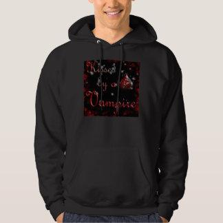 Kissed by a Vampire Hoodie