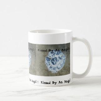 Kissed By An Angel ! Mug
