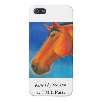 Kissed by the Sun iPhone 5/5S Covers