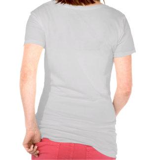 Kisser divertido camiseta de maternidad