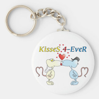 """""""KisseS 4-Ever rats"""" Keychain"""
