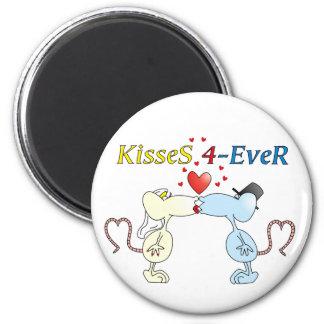 """""""KisseS 4-Ever rats"""" Magnet"""