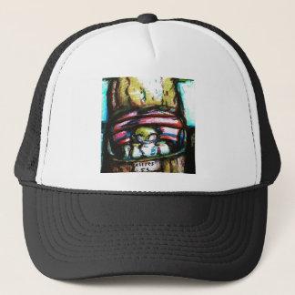 Kisses 5 Cents Trucker Hat
