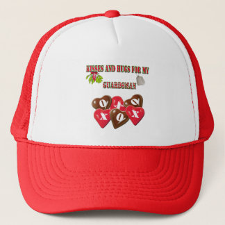 Kisses And Hugs For My Guardsman Hat