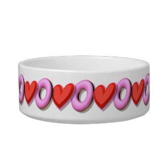 Kisses and Kibble Pet food bowl