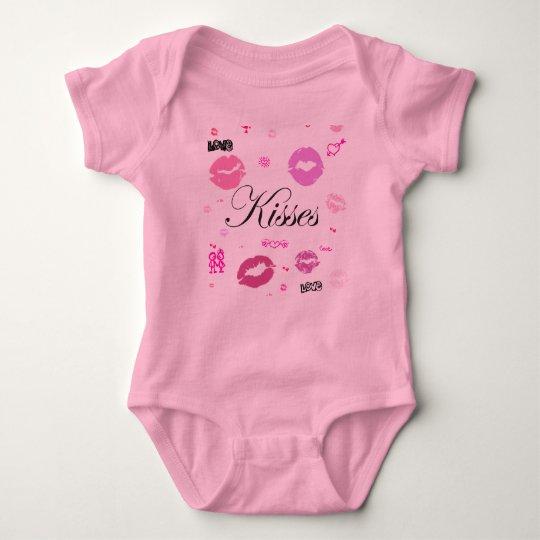 Kisses Baby Bodysuit